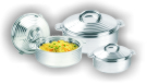 Silverline - Double walled hotpots from Hosteam
